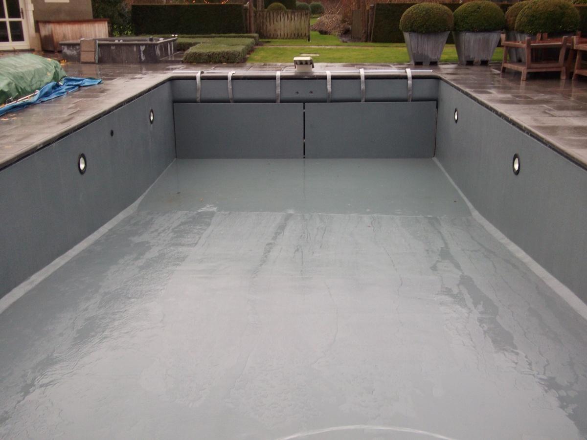 Zwembad renovatie renoveren zwembad for Renovatie zwembad